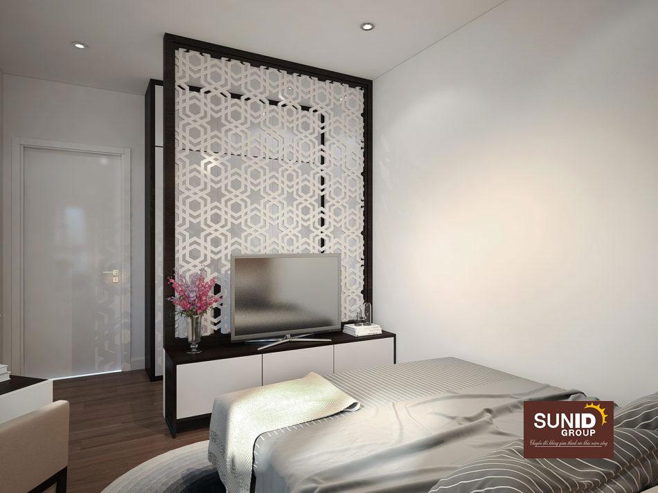 thiết kế nội thất chung cư 85m2 ảnh 10