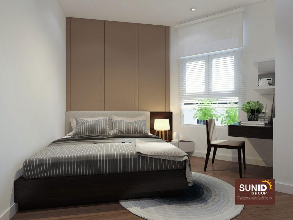 thiết kế nội thất chung cư 85m2 ảnh 11