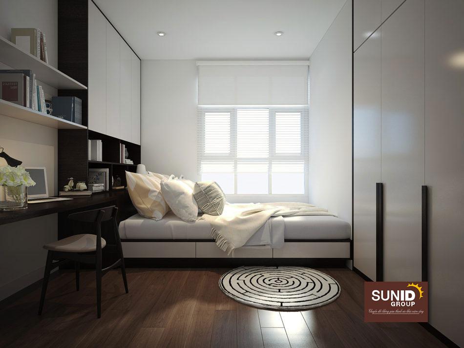 thiết kế nội thất chung cư 85m2 ảnh 13