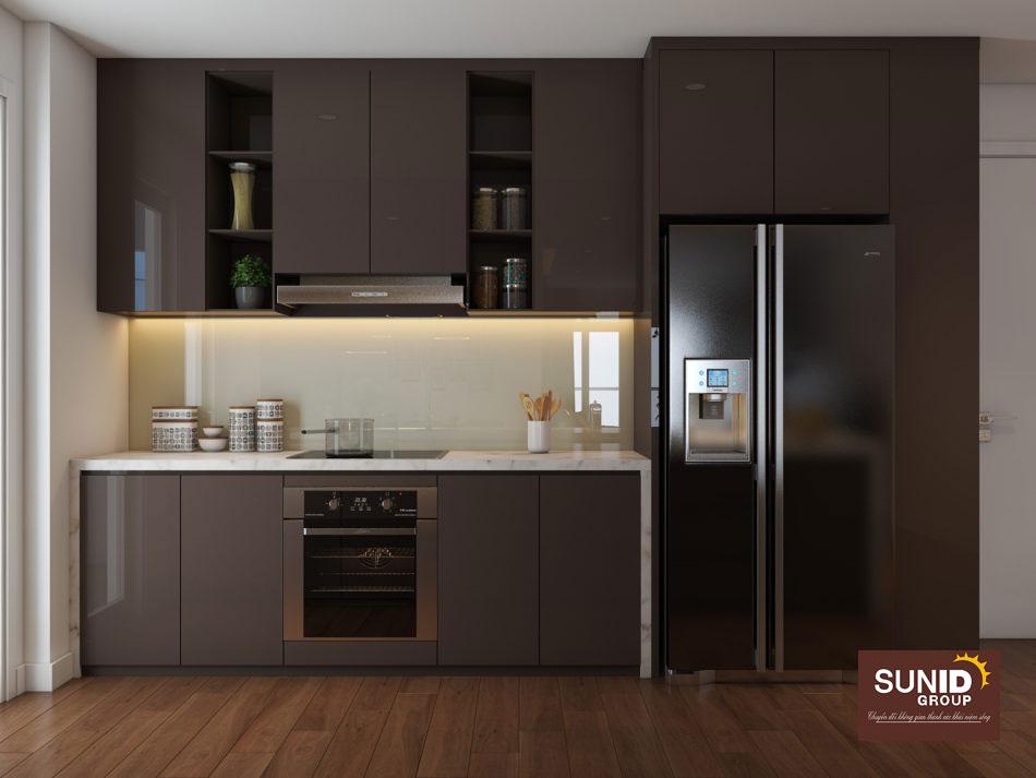 thiết kế nội thất chung cư 85m2 ảnh 6