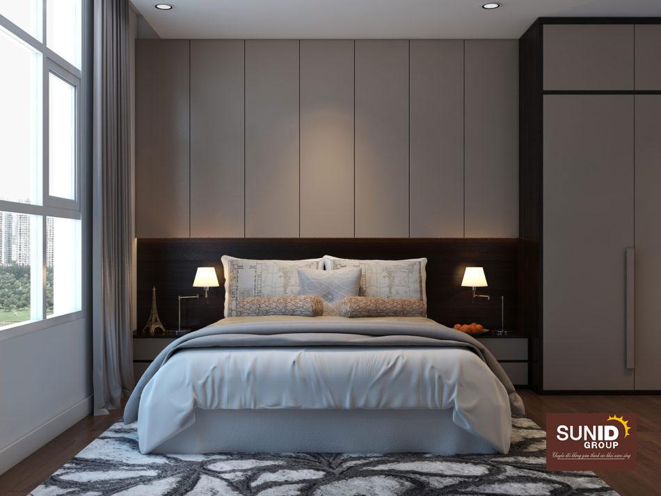 thiết kế nội thất chung cư 85m2 ảnh 8
