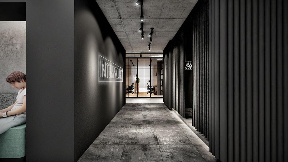 thiết kế nội thất văn phòng 200m2 ảnh 11