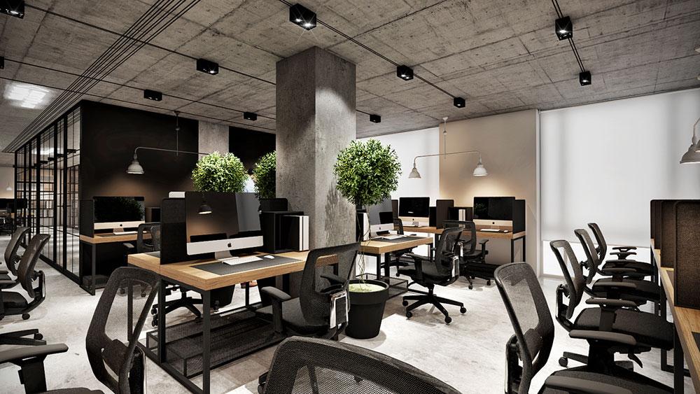 thiết kế nội thất văn phòng 200m2 ảnh 15