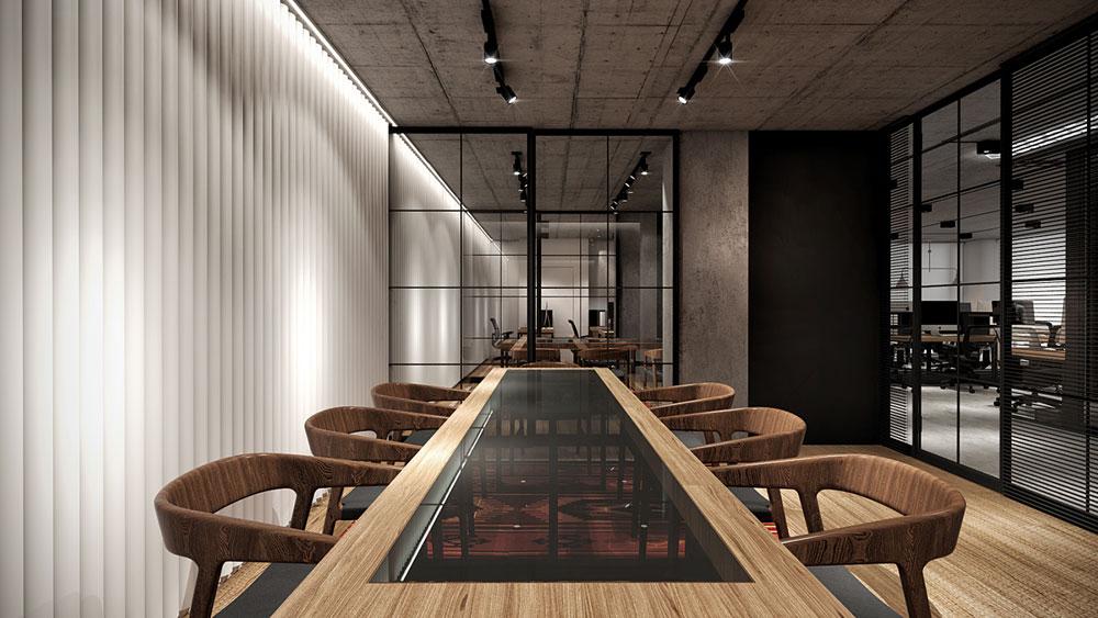 thiết kế nội thất văn phòng 200m2 ảnh 16