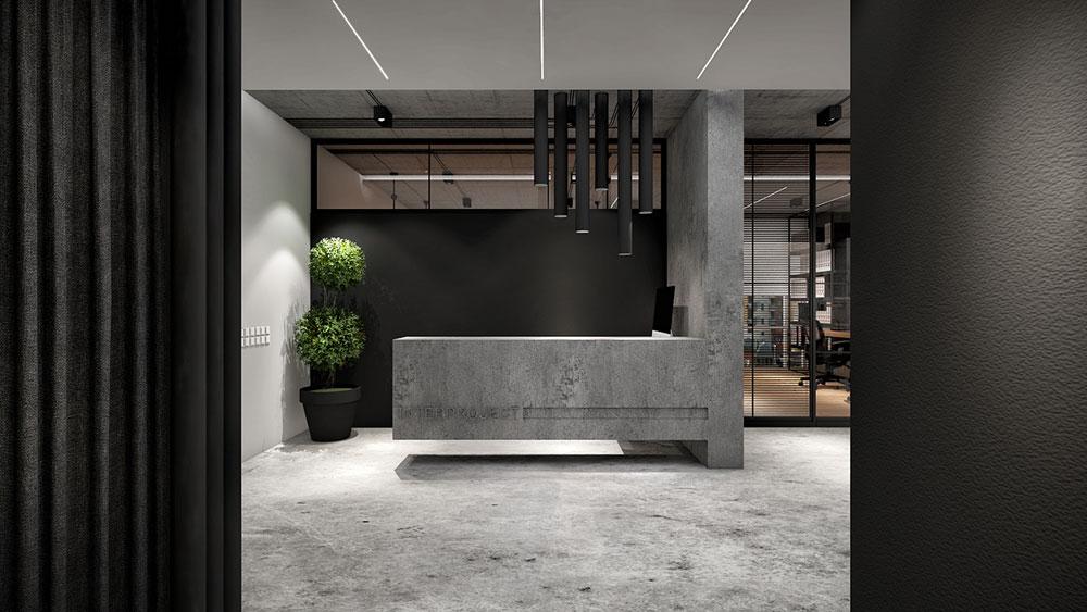 thiết kế nội thất văn phòng 200m2 ảnh 18