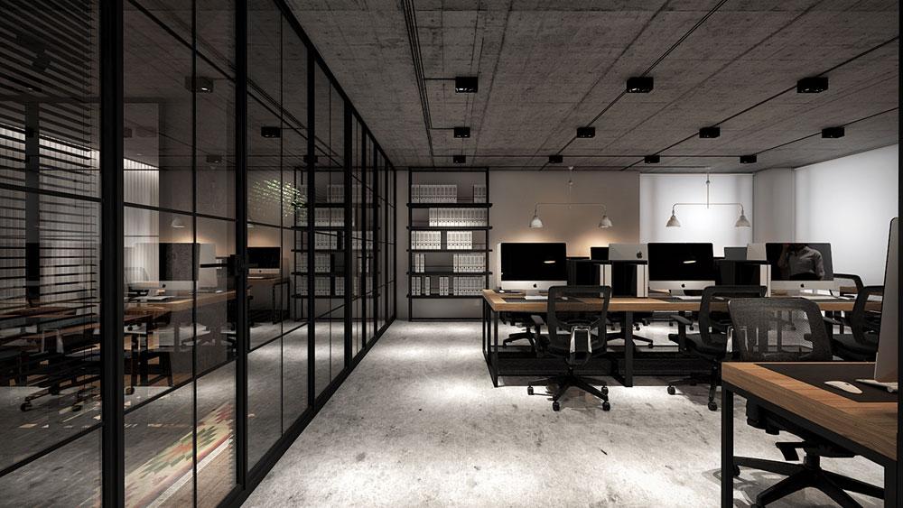 thiết kế nội thất văn phòng 200m2 ảnh 19