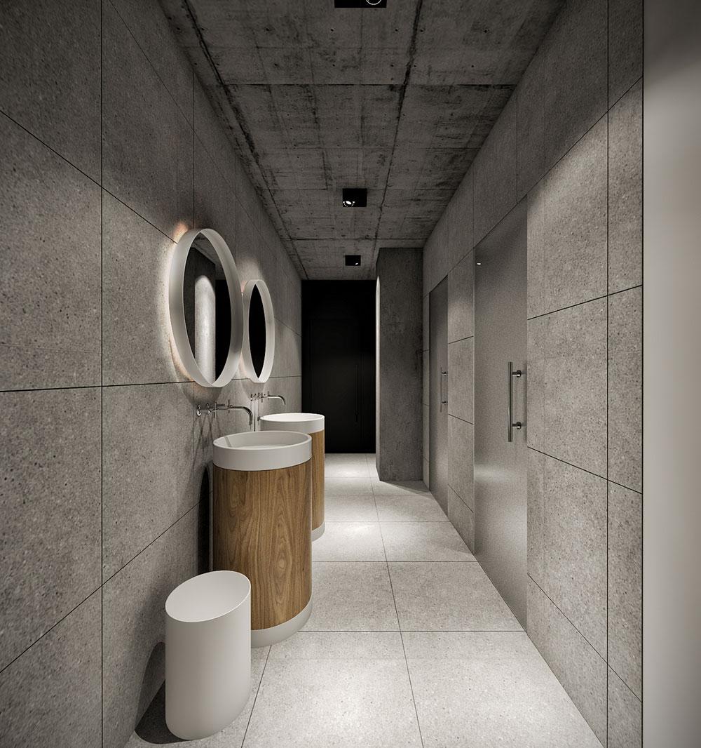 thiết kế nội thất văn phòng 200m2 ảnh 2