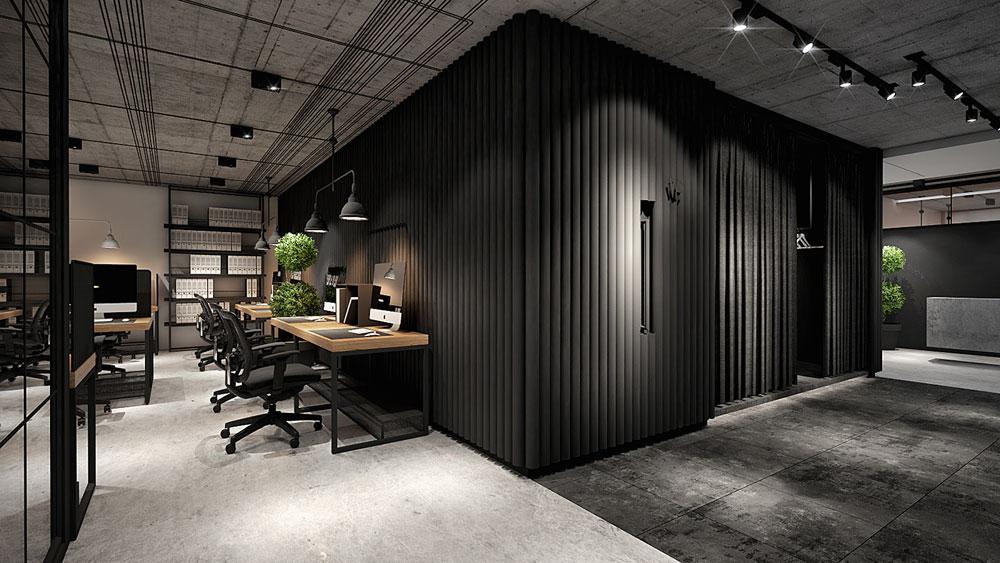 thiết kế nội thất văn phòng 200m2 ảnh 20