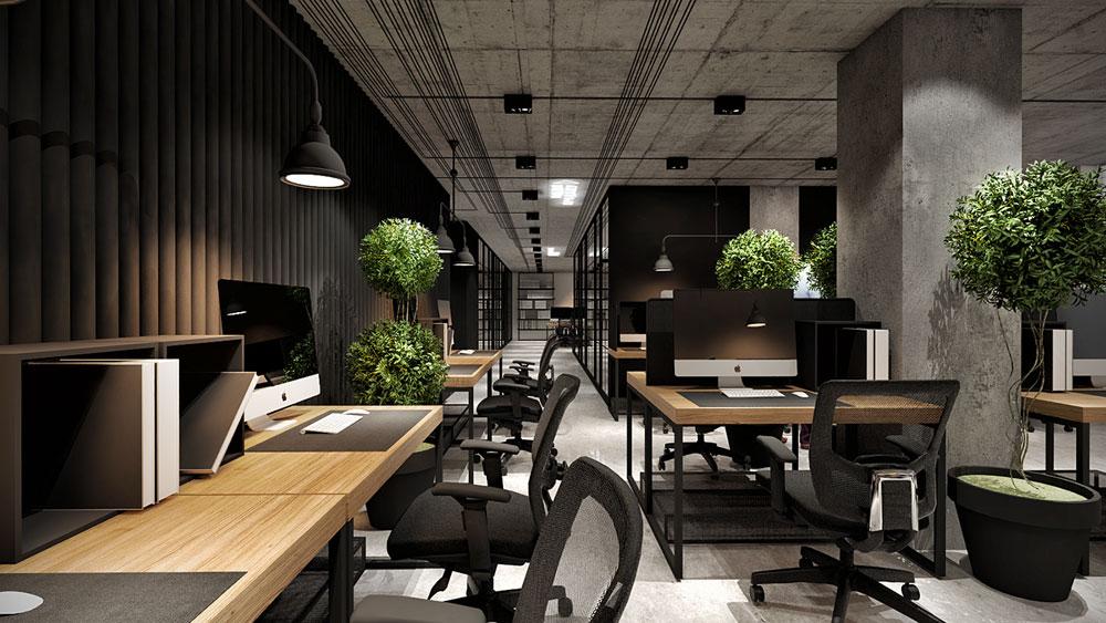 thiết kế nội thất văn phòng 200m2 ảnh 21