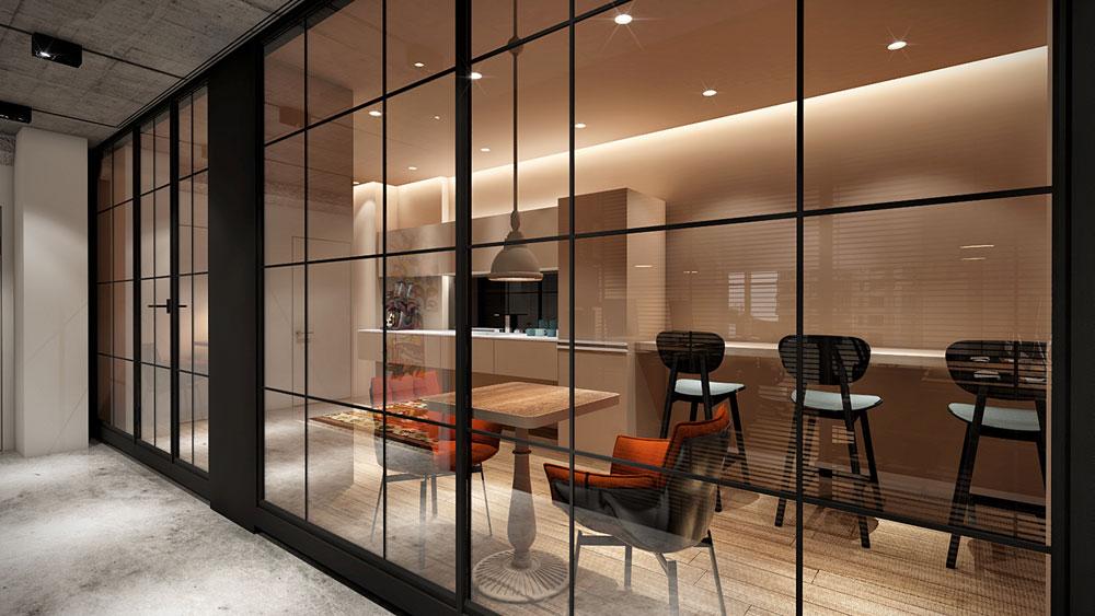 thiết kế nội thất văn phòng 200m2 ảnh 7