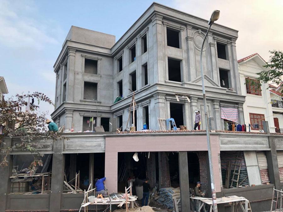 Công ty xây dựng biệt thự uy tín top 1 Hà Nội