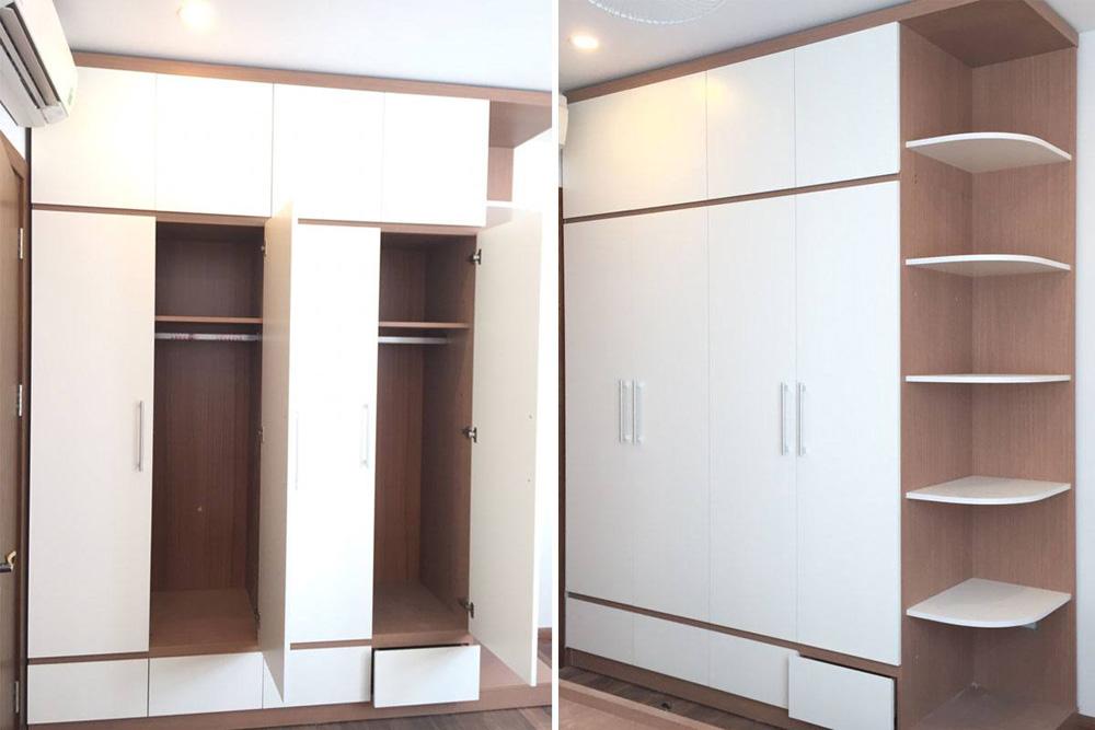 lắp đặt nội thất chung cư thanh hà 15
