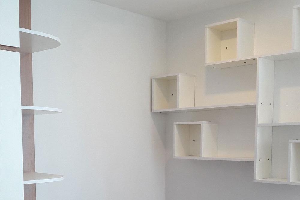 lắp đặt nội thất chung cư thanh hà 7
