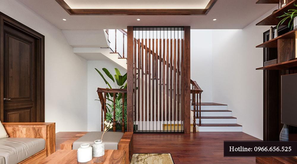 Thiết kế nội thất biệt thự liền kề cao cấp ảnh 12