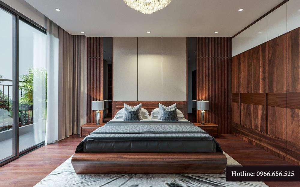 Thiết kế nội thất biệt thự liền kề cao cấp ảnh 15