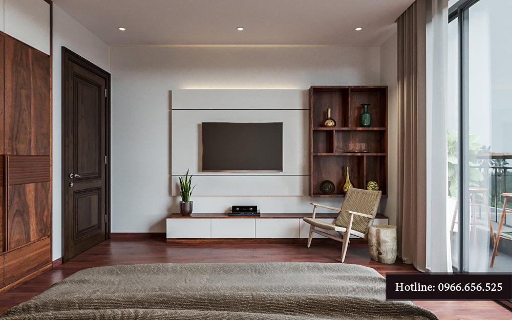 Thiết kế nội thất biệt thự liền kề cao cấp ảnh 21