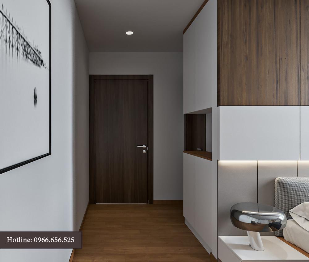 thiết kế nội thất chung cư 95m2 ảnh 9