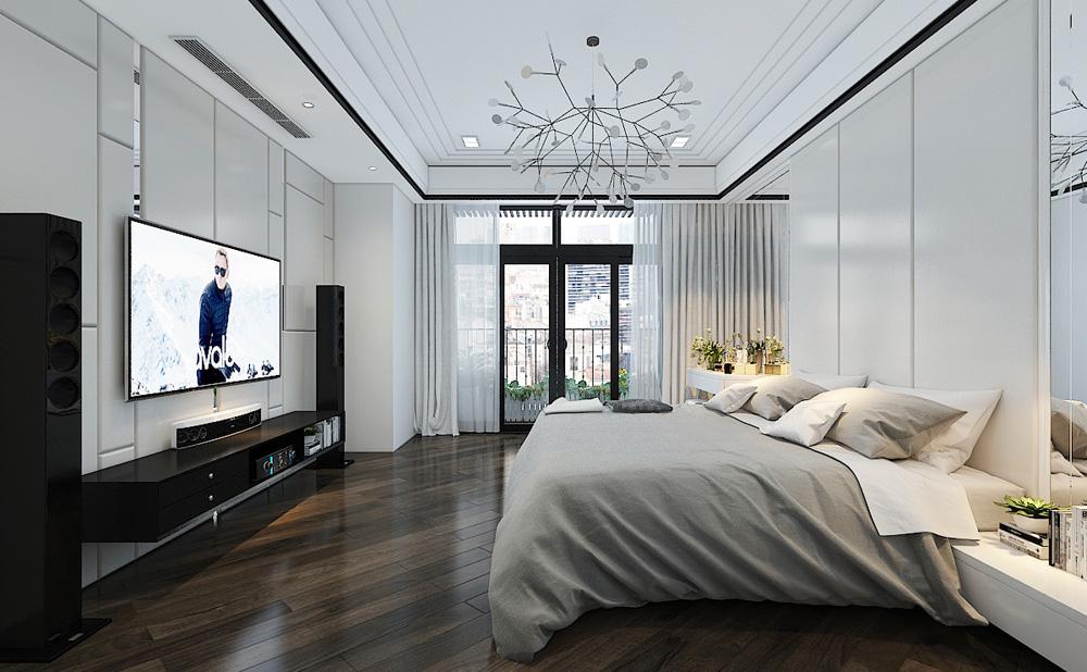 Thiết kế nội thất chung cư cao cấp 100m2 đẹp 10