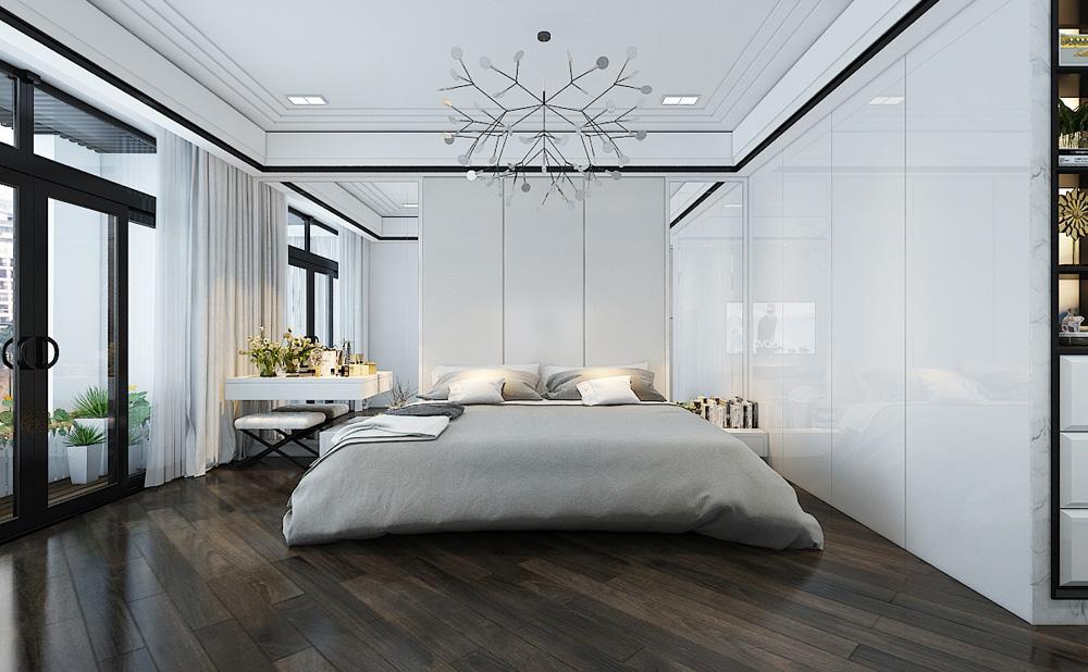Thiết kế nội thất chung cư cao cấp 100m2 đẹp 11
