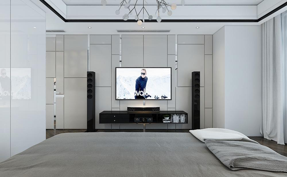 Thiết kế nội thất chung cư cao cấp 100m2 đẹp 12