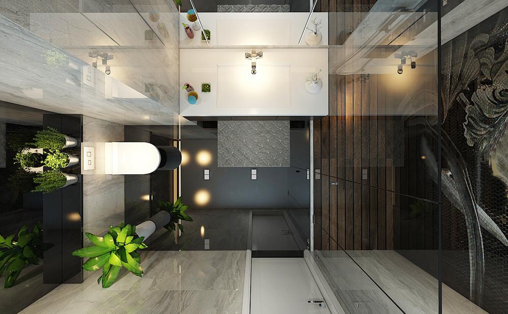 Thiết kế nội thất chung cư cao cấp 100m2 đẹp 17