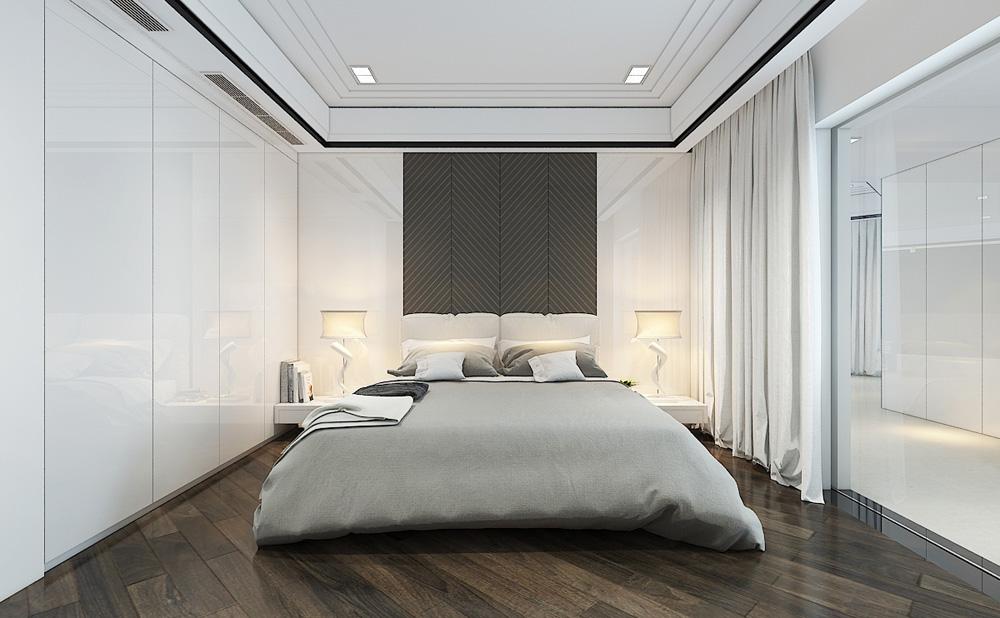 Thiết kế nội thất chung cư cao cấp 100m2 đẹp 22