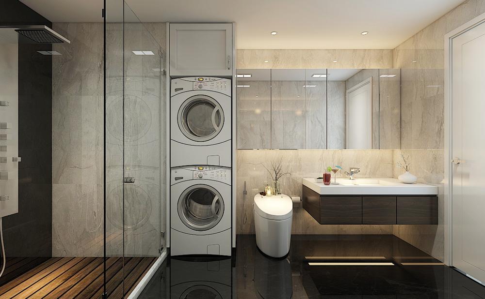 Thiết kế nội thất chung cư cao cấp 100m2 đẹp 23