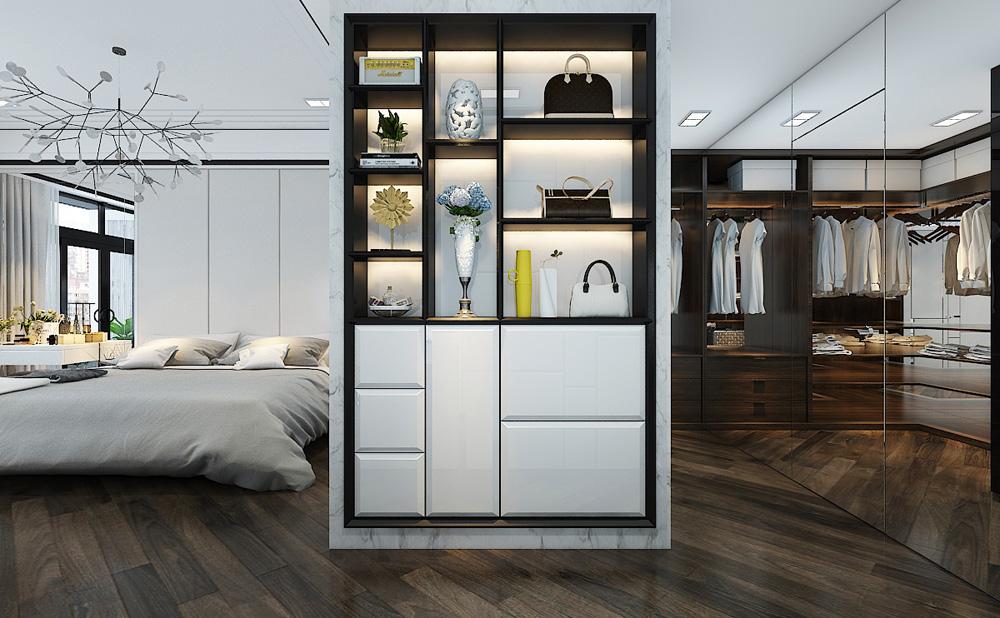 Thiết kế nội thất chung cư cao cấp 100m2 đẹp 9
