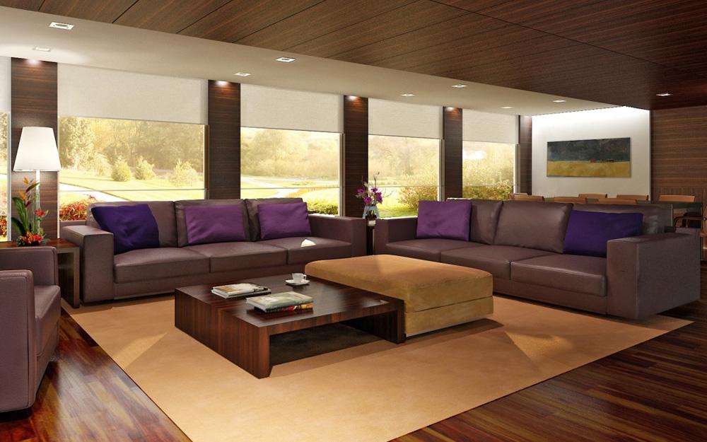 Thiết kế nội thất đẹp Hà Nội – giá chỉ từ 120.000/m2