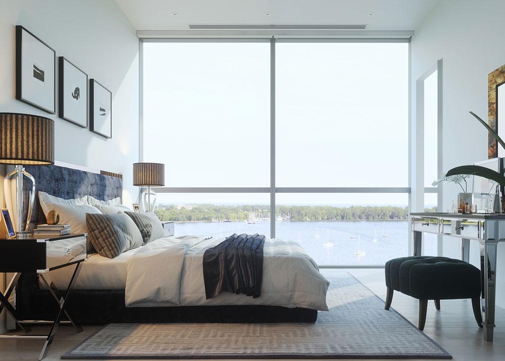 thiết kế nội thất phòng ngủ sáng tạo đẳng cấp