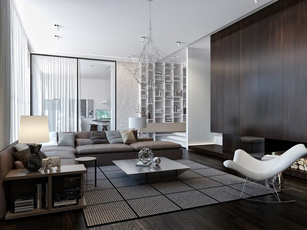 Thiết kế nội thất sáng tạo không gian đẳng cấp