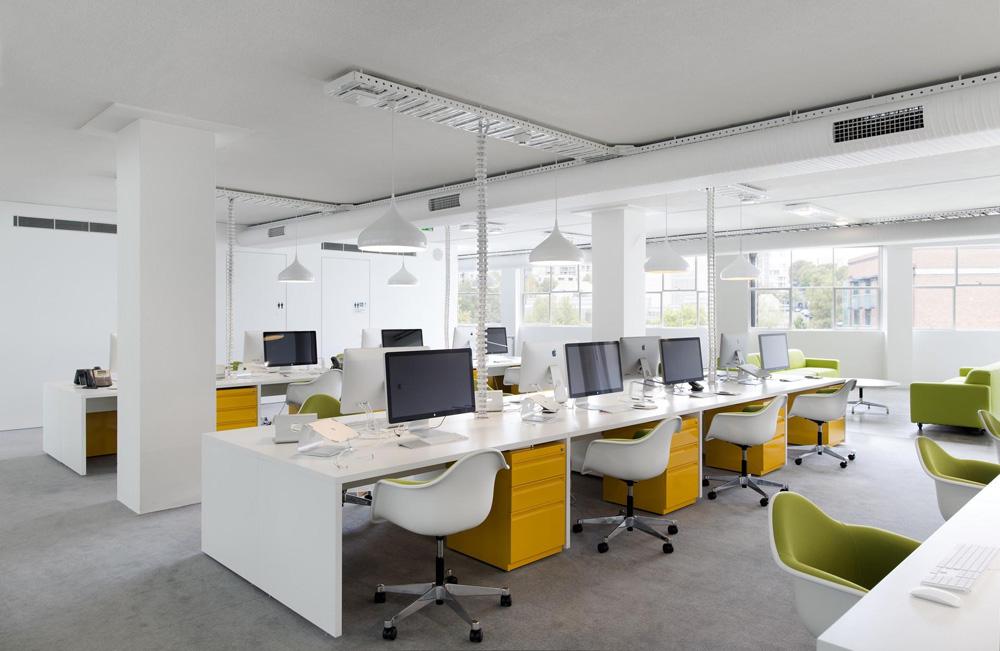 thiết kế nội thất văn phòng đẹp hà nội