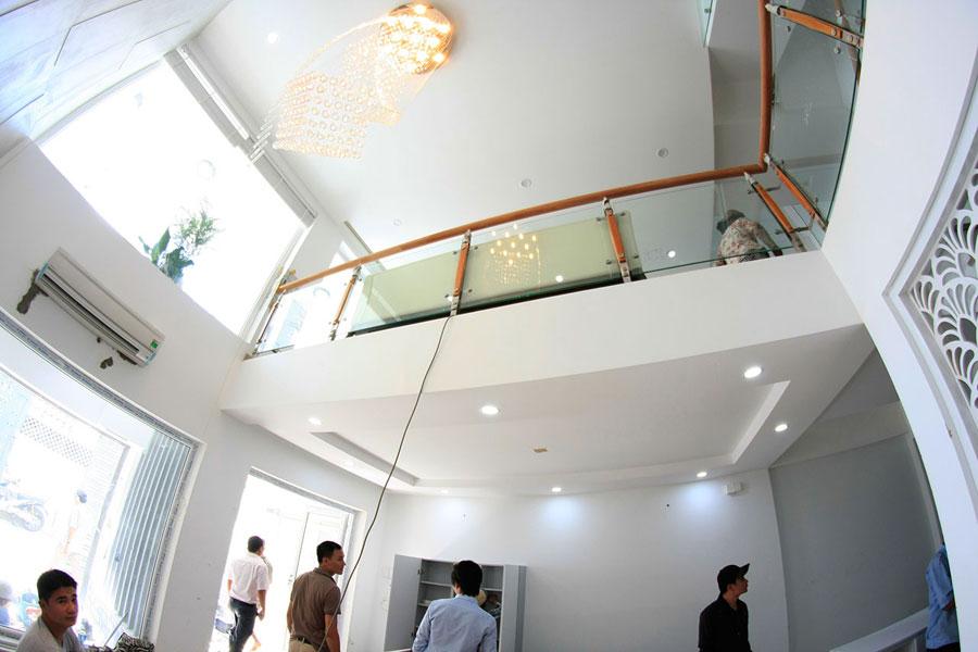 hoàn thiện nội thất nhà