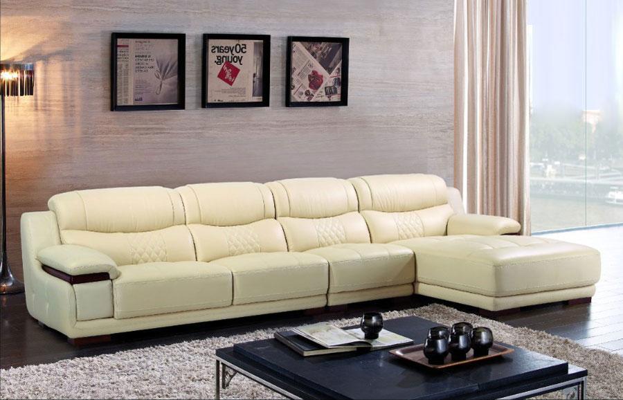sofa kiểu giáp tường