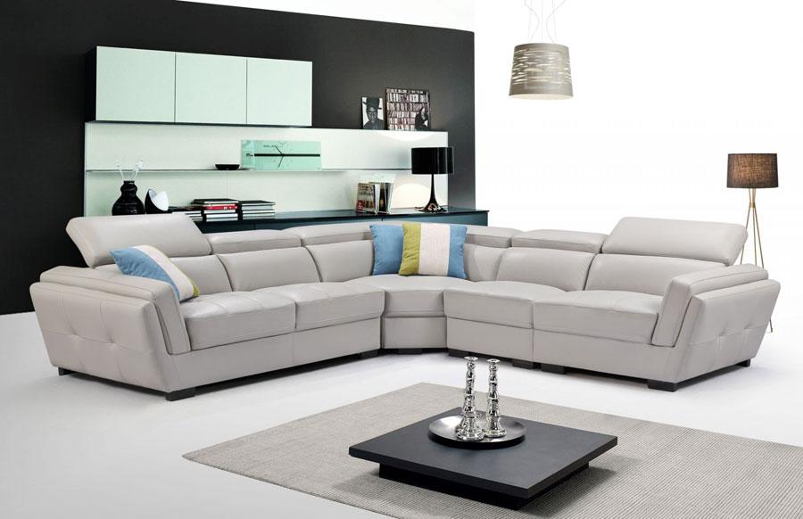 sofa kiểu nối liền