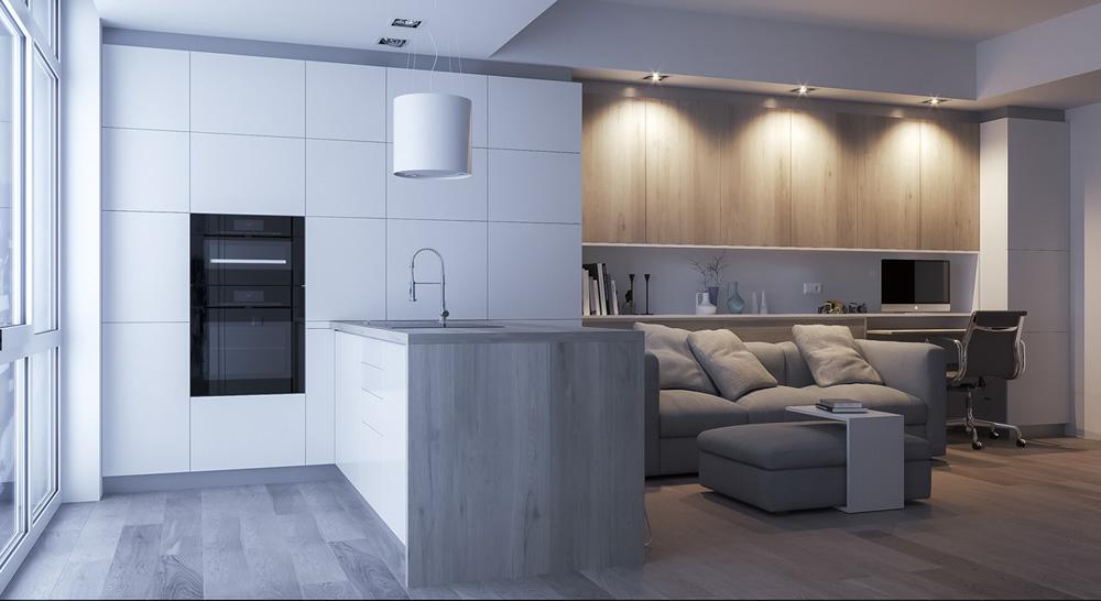 Thiết kế nội thất chung cư mini ảnh 5