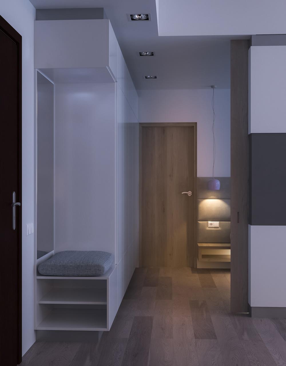 Thiết kế nội thất chung cư mini ảnh 9