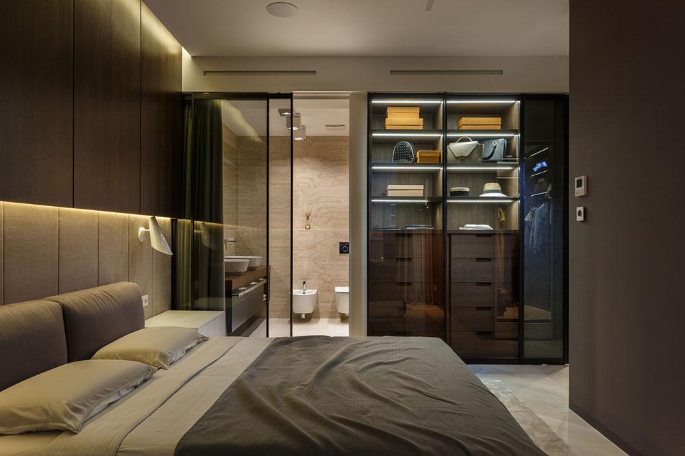thiết kế nội thất chung cư 110m2 đẹp 16