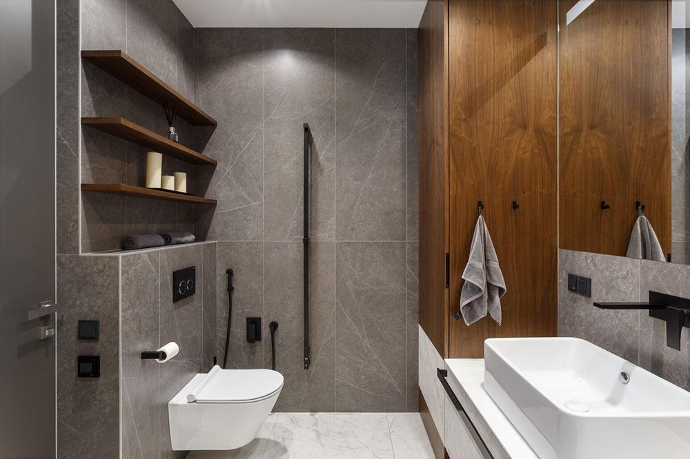 thiết kế nội thất chung cư 110m2 đẹp 19