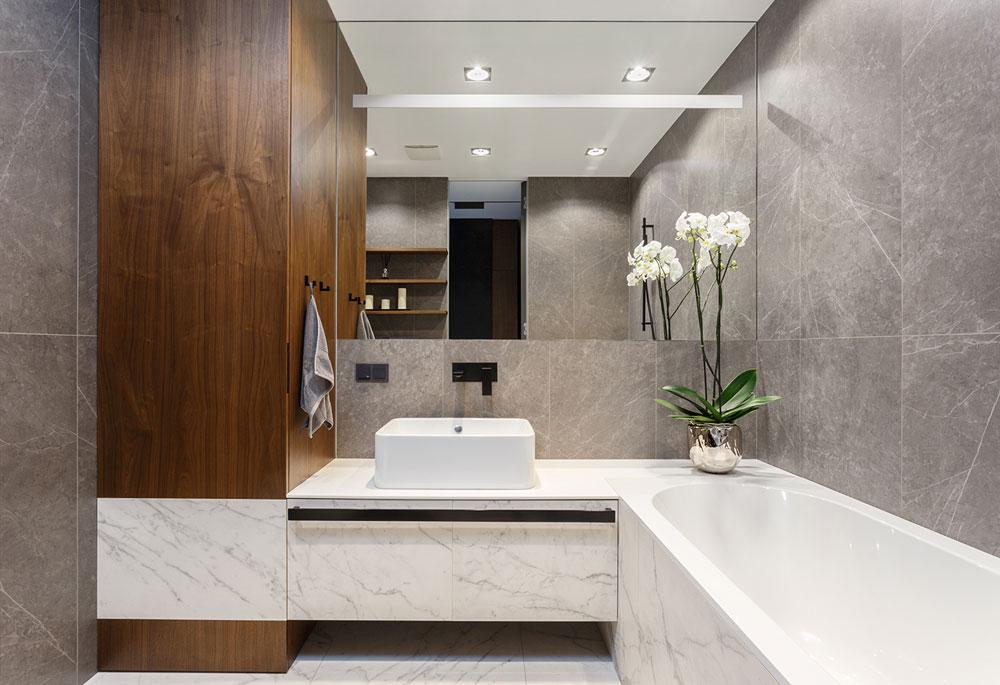 thiết kế nội thất chung cư 110m2 đẹp 20