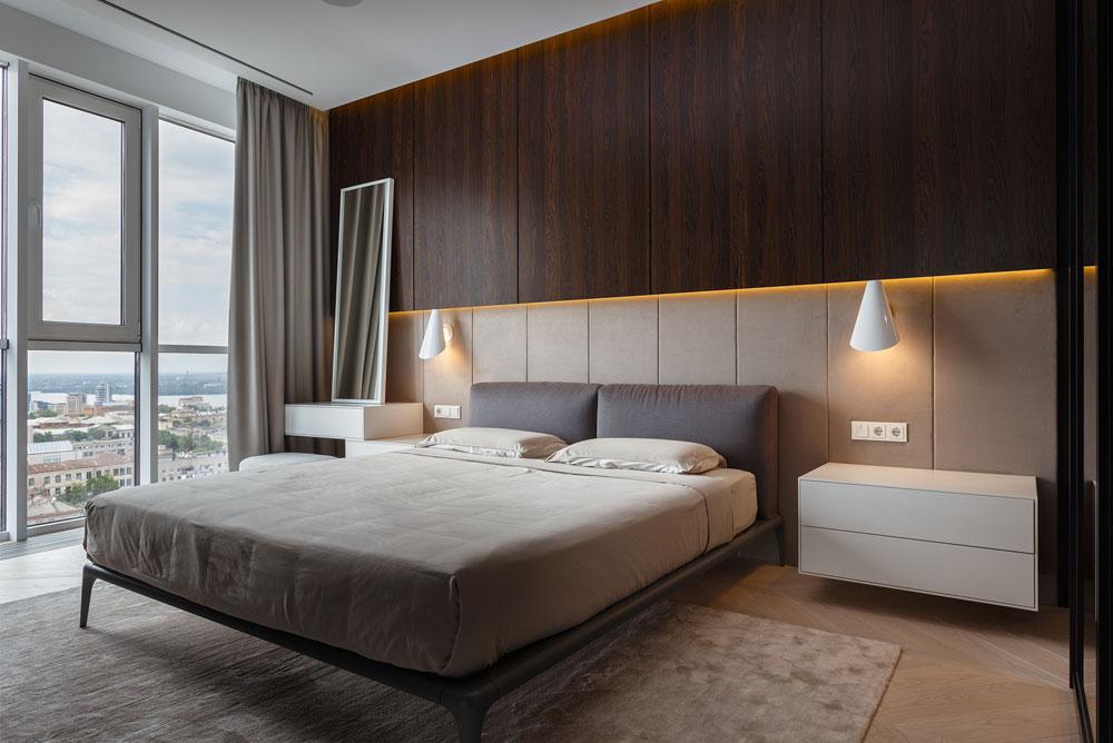 thiết kế nội thất chung cư 110m2 đẹp 21
