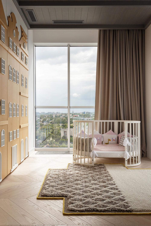 thiết kế nội thất chung cư 110m2 đẹp 3