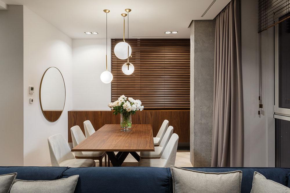 thiết kế nội thất chung cư 110m2 đẹp 4