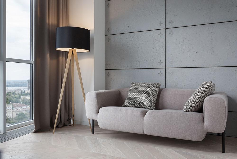 thiết kế nội thất chung cư 110m2 đẹp 9
