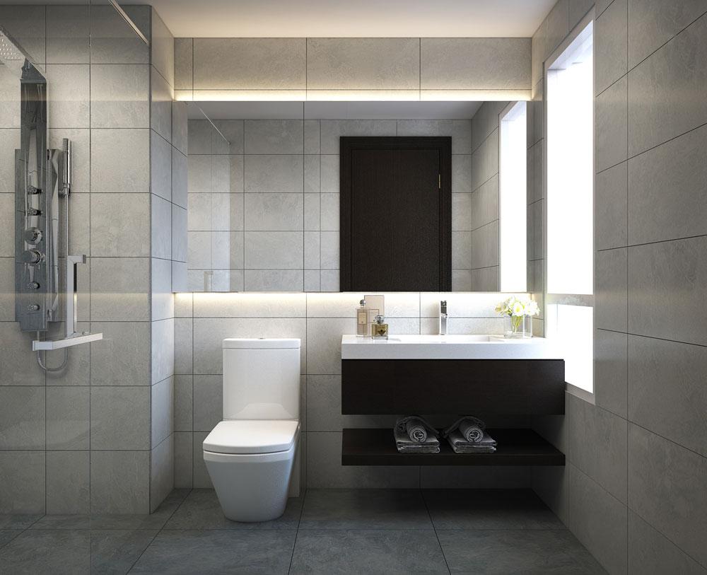 thiết kế nội thất chung cư nhỏ đẹp 1 phòng ngủ ảnh 13