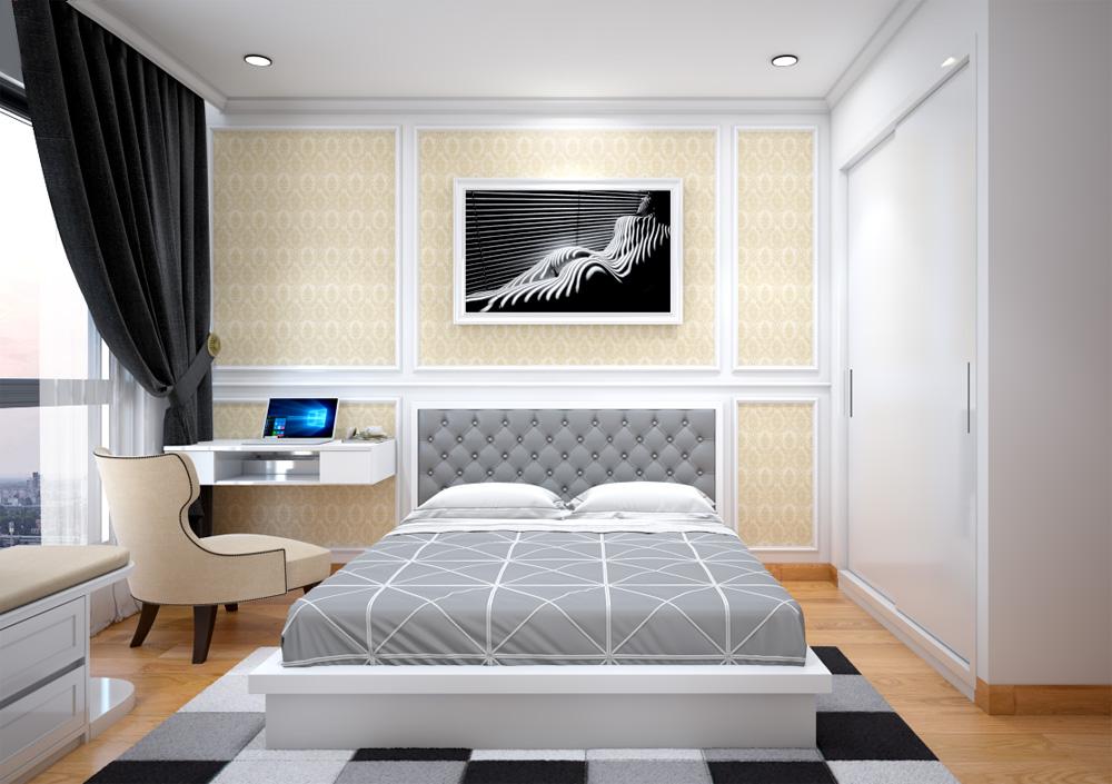 ý tưởng thiết kế nội thất chung cư đẹp ảnh 10
