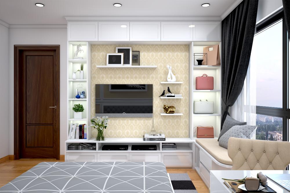 ý tưởng thiết kế nội thất chung cư đẹp ảnh 12