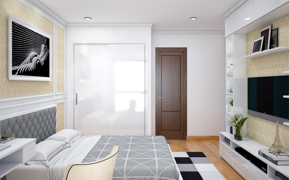 ý tưởng thiết kế nội thất chung cư đẹp ảnh 13