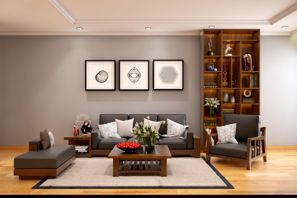 ý tưởng thiết kế nội thất chung cư đẹp ảnh 2