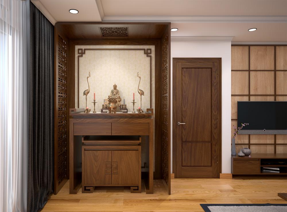 ý tưởng thiết kế nội thất chung cư đẹp ảnh 5